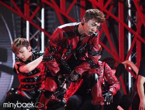 bap..korean 音楽 wave in bangkok :)