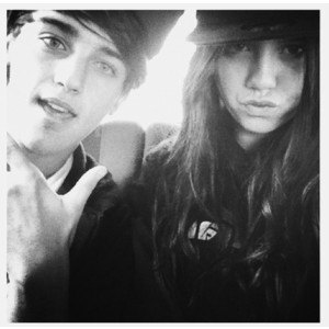 beau brooks and kaitlyn hoban ♥♥