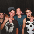 beau brooks with his friends ♥♥