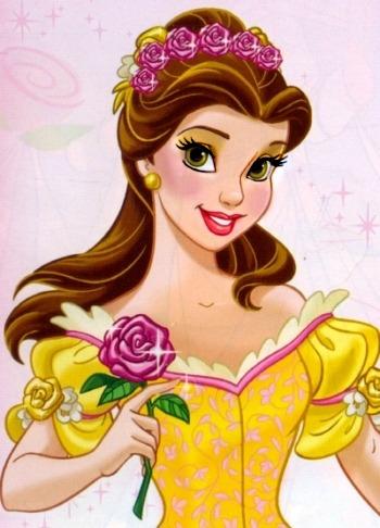 belle's spring look