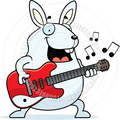 bunny guitar - msyugioh123 photo