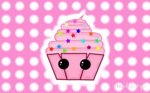 cute कप केक