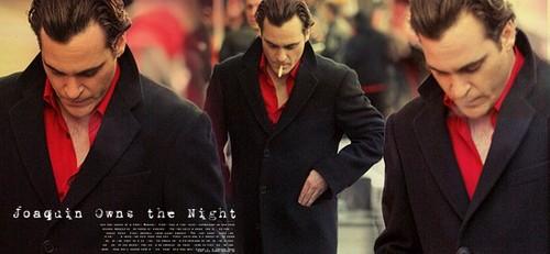 Joaquin Phoenix karatasi la kupamba ukuta containing a business suit, a suit, and a two piece called cute