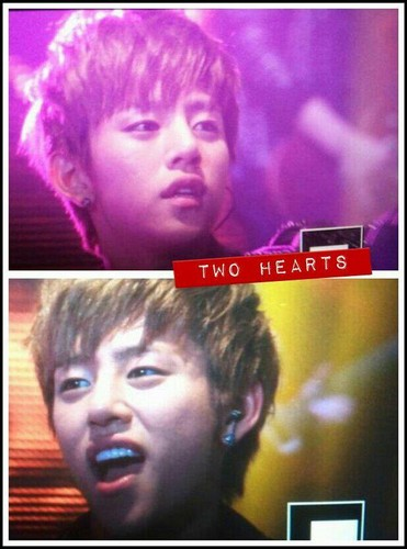 daehyun live on earth <3