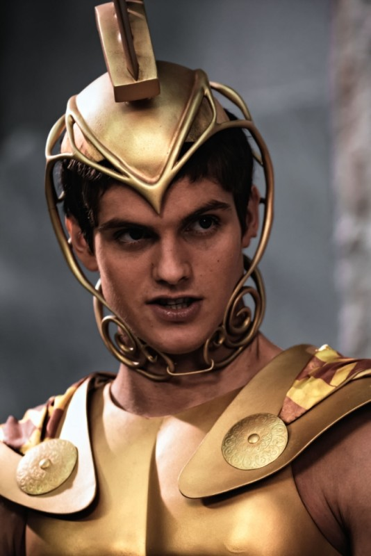 Daniel Sharman as Ares
