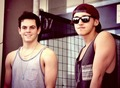 daniel sahyounie and beau brooks ♥♥