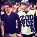 daniel sahyounie and jai brooks <3