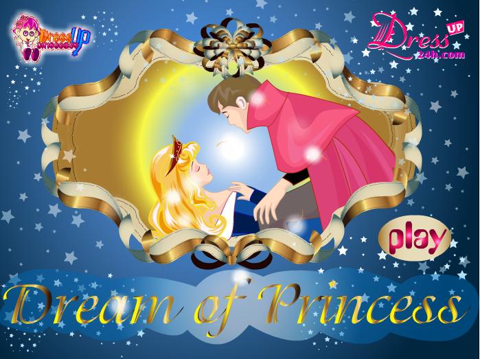 dream of princess- dressup24h