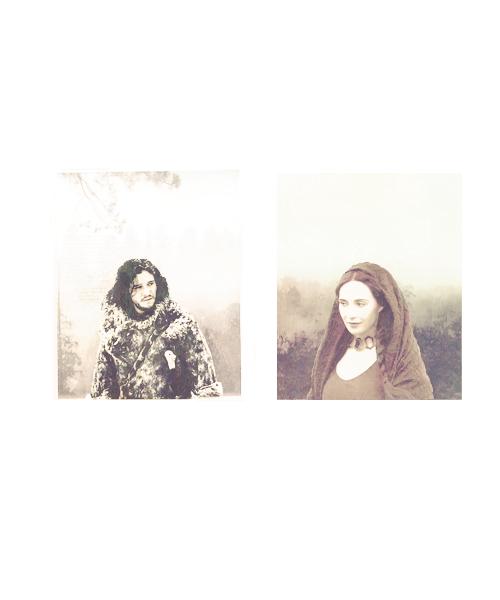 Melisandre & Jon Snow