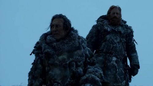 Tormund Giantsbane & Mance Rayder
