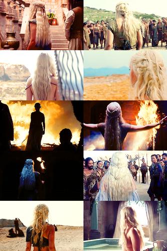 Daenerys Targaryen + Faceless