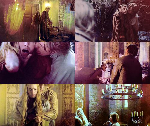 Jaime & Cersei + touch me