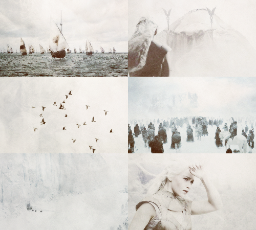 Game Of Thrones + White