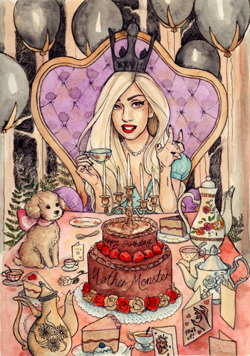 happy 27th birthday, Gaga!