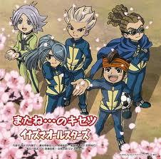 inazuma japans boys