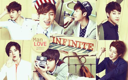 infinite - man in 愛