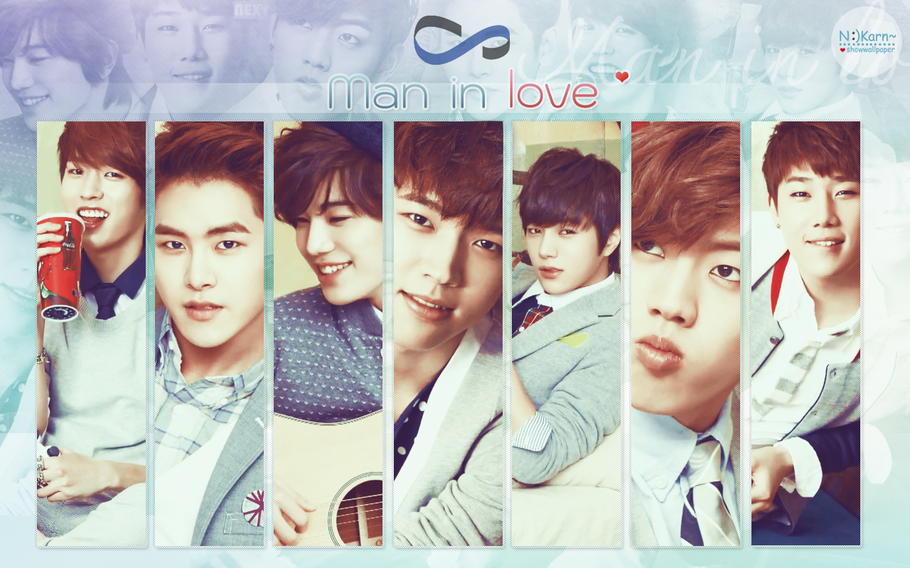 infinite  man in love  Infinite 인피니트 Wallpaper 34036342