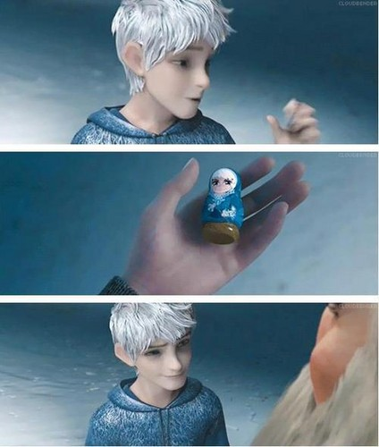 jack frost - rise-of-the-guardians Fan Art