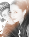 jai brooks and ariana grande ♥♥ - ariana-grande fan art