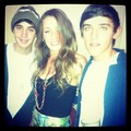 jai brooks, estelle landy from big brother and beau brooks