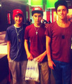 jai brooks, luke brooks and beau brooks ♥♥ - janoskians photo