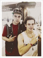 james yammouni and daniel sahyounie ♥♥ - janoskians photo