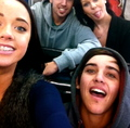 kaitlyn hoban and beau brooks ♥♥ - janoskians photo