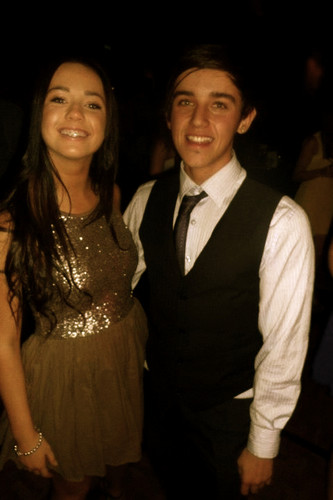 kaitlyn hoban and beau brooks ♥♥ - the-janoskians Photo