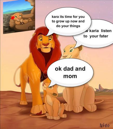 kara when u grow up
