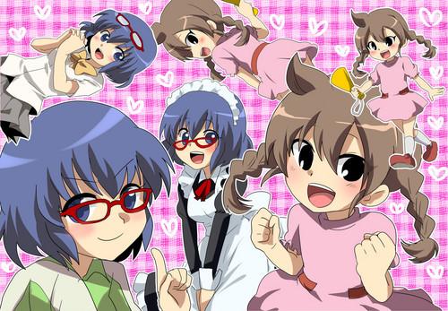 kawaii lil sisters~