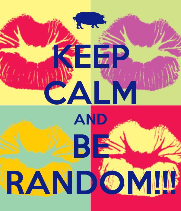 keep calm man!