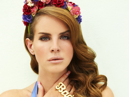 lana del rey wallpaper probably with a portrait entitled lana