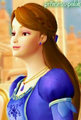 luciana recolor blue - barbie-princess photo