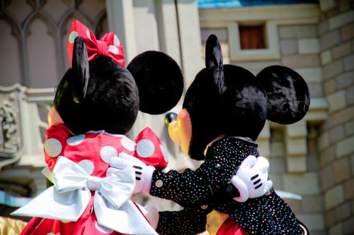 Mickey y Mimi