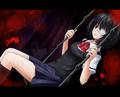 misaki  - anime fan art
