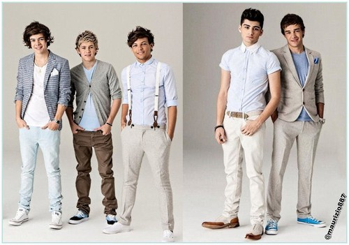 one direction Fhotoshoot, 2013
