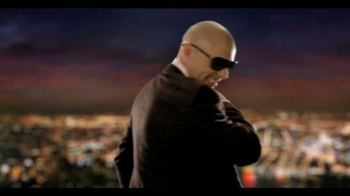 Pitbull (rapper) wallpaper possibly containing sunglasses entitled pitbull(International love)