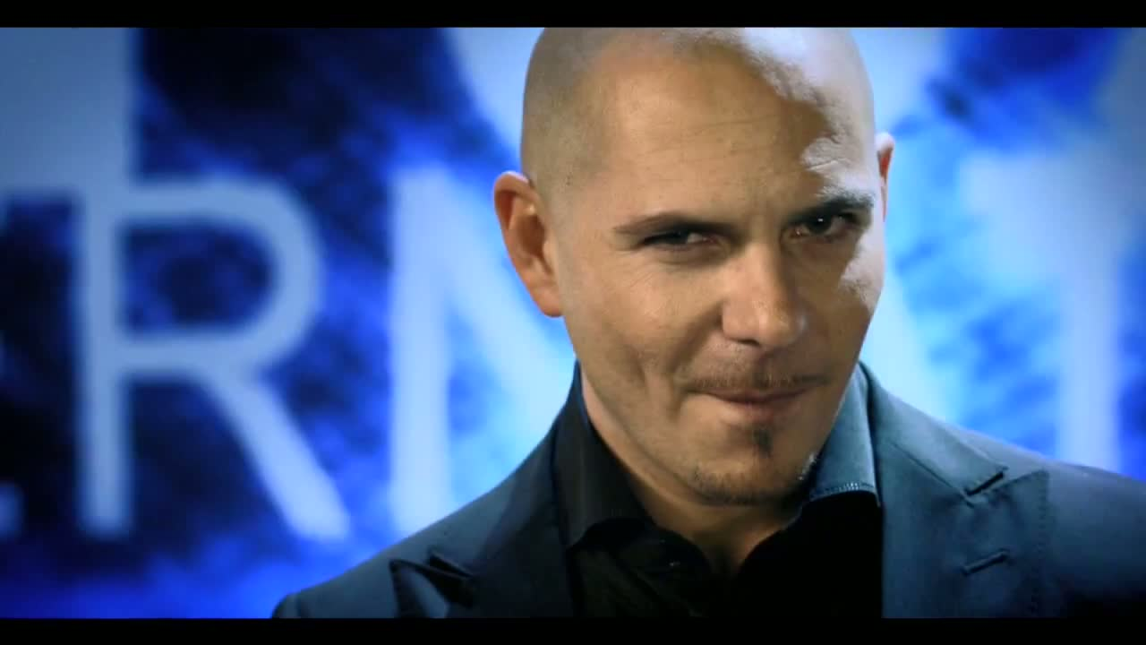 Pitbull rapper pitbull international love
