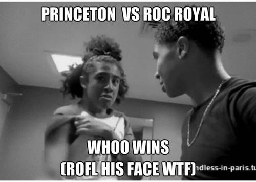 prince vs