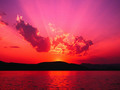sunset of mindles behavior - mindless-behavior photo