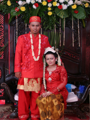 wedding jr