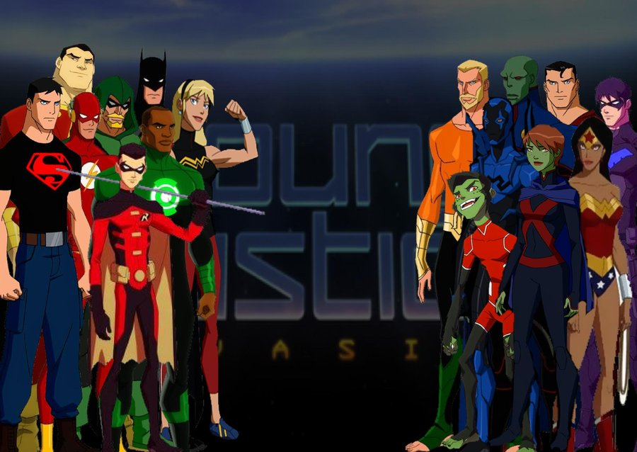 young justice invasion young justice photo 34062758