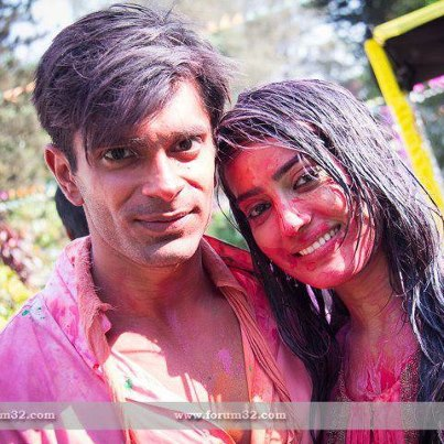 Qubool Hai wallpaper possibly with a portrait titled zoya & asad