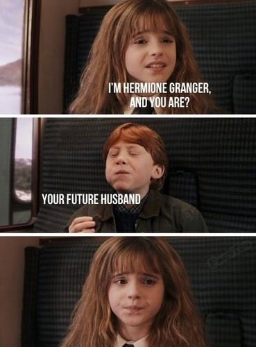 hermione granger fondo de pantalla possibly containing a calzada called <3