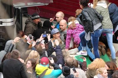 [April 06] Cologne, Germany