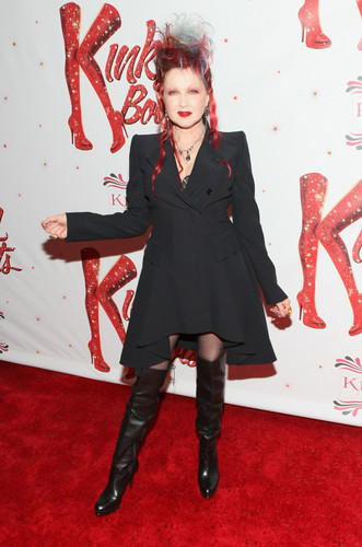 'Kinky Boots' Broadway Opening Night at the Al Hirschfeld Theatre