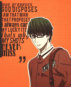 ~KnB Quotes~