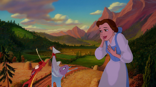 """Mushu! I can't believe it's you!"""