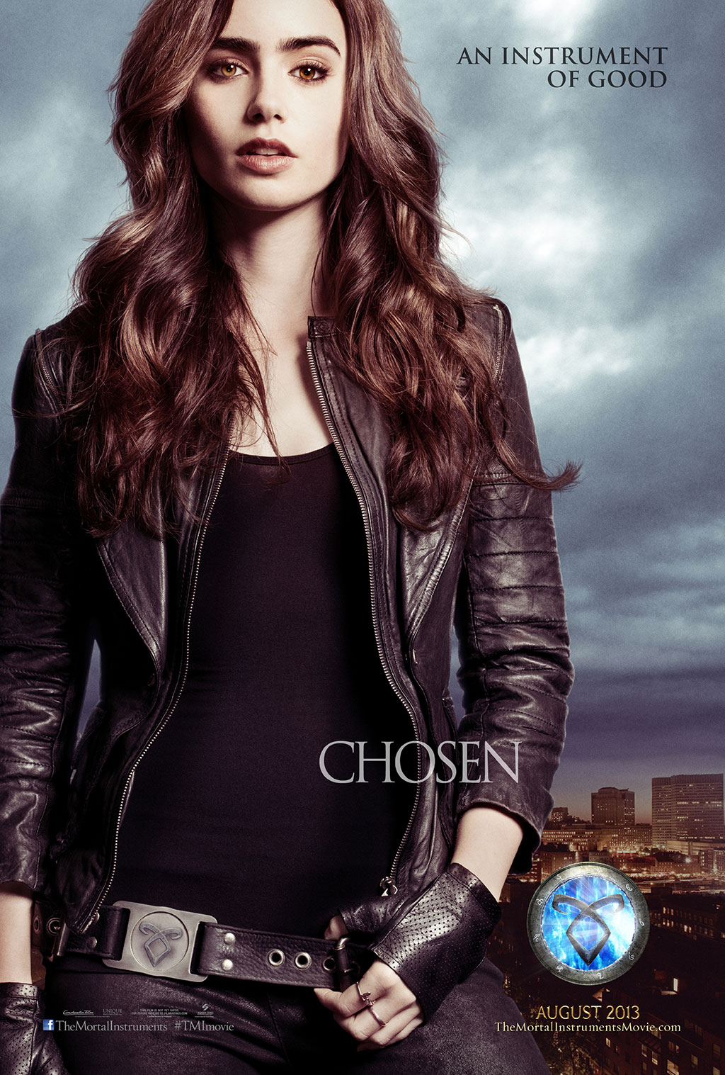 'The Mortal Instruments: City of Bones' character poster ...