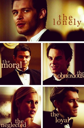 ► The Original Family